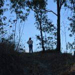 Panorama, in alto per le Terre di Favaco
